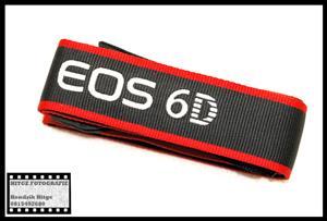 Canon EOS 6D - Neck Strap
