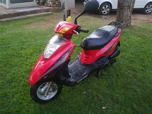 2008 Yamaha RZ