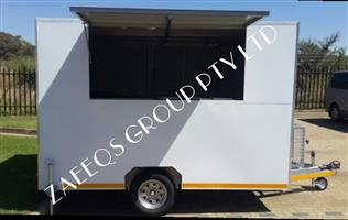 Brand New Food Trailers/Mobile Kitchens