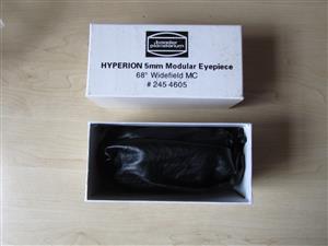 Hyperion 5mm eyepiece Baader Planetarium