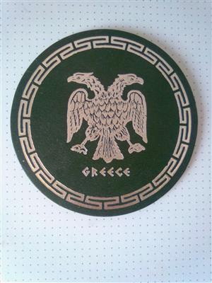 Greece Badge. See the picture for details.