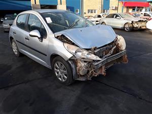 2011 Peugeot 207 1.6 5 door XS