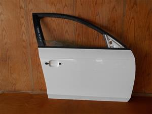 Audi A4 B8 Right Front White Door For Sale
