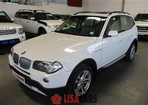 BMW X3 sDRIVE 2.0 (G01)