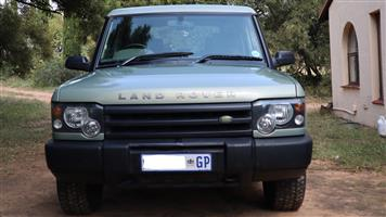 2004 Land Rover Discovery DISCOVERY 2.0 HSE