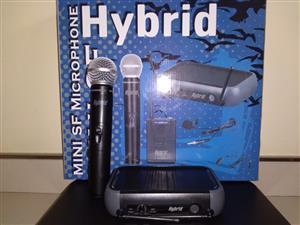 Hybrid U-SF Single Cordless Microphone