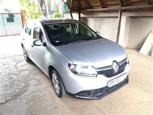 2014 Renault Sandero 1.4 Ambiance Plus