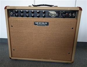 Mesa Boogie Express 5-50 Guitar Valve Amp - Tan Bronco