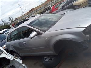 Audi A3 8P stripping for spares
