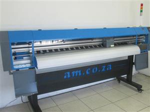 F-1862/ECO FastCOLOUR 1860mm Large-Format ECO Solvent Ink Inkjet Printer, EPSON® DX5