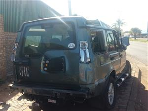 Land Rover Discovery 2 TD5 - Stripping for Spares