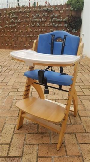 Beyond Junior High Chair