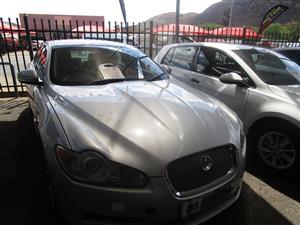 2009 Jaguar XF S