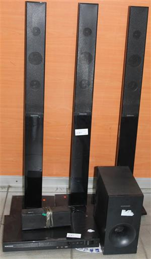 S034123A Samsung home theatre system #Rosettenvillepawnshop