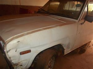1983 Datsun 1400 Semi project