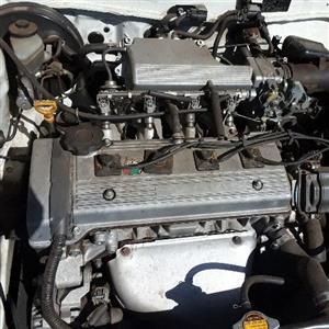 1999 Toyota Corolla 160i GLE automatic