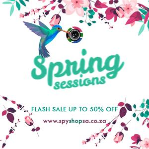 Spy Shop Spring Sale
