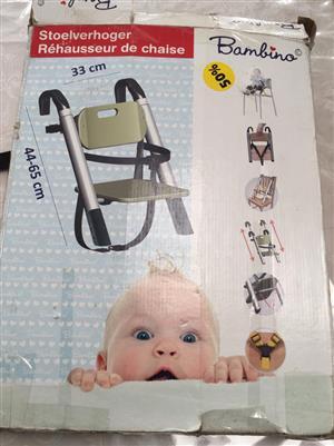 Bambino Portable feeding chair