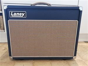 Laney Lionheart L5T-112 5 watt  with Celestion Greenback speaker