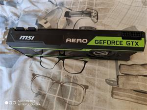 Aero Geforce GTX 1080 ti  11G