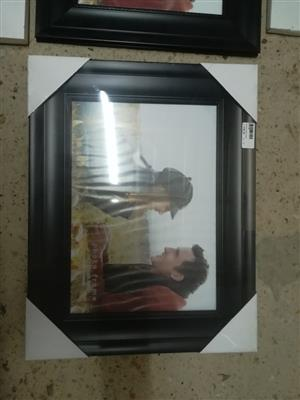 Black photo frame for sale