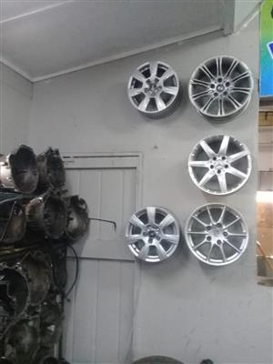 wheels(Rims)