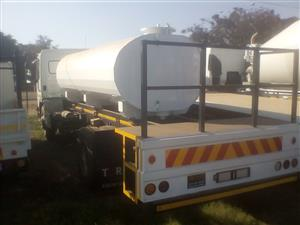 Mercedes 1317 Diesel/Water Bauzer