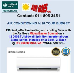 Midea Blanch Series Easter Special