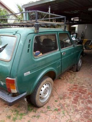1990 Lada Niva