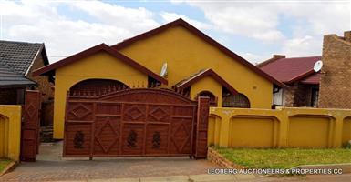 Division of Joint Estate - Property Auction - Fri 6 Dec '19 at 11:00 - Mhluzi, Middelburg (Mp)