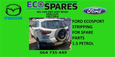 Ford Ecosport Stripping for spare parts