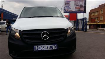 2017 Mercedes Benz Vito 111 CDI Tourer Pro