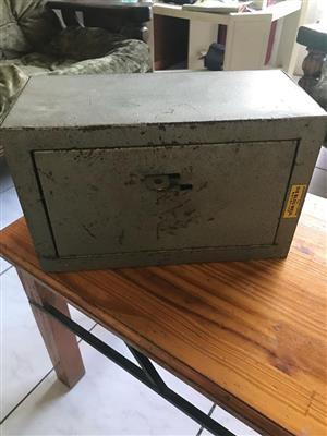 Steel safe for sale