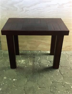 Patio table Farmhouse series 1000 - Stained