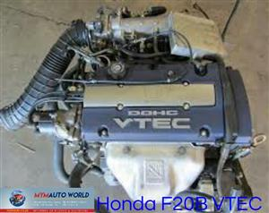 Imported used engines, HONDA ACCORD 2.0L, F20B VTEC,