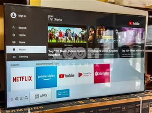 New Brand Samsung Screen Size75.0 InchesTv display typeUHD 4K
