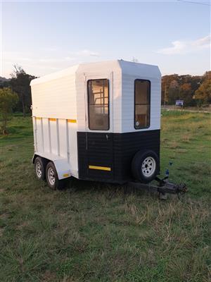 Wolf 3 Berth Horsebox for sale