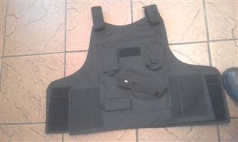 ballistic steel bullet proof vest