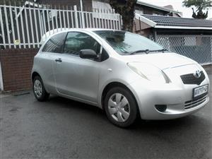 2008 Toyota Yaris 1.0 3 door T1