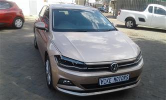2018 VW Polo 2.0 Highline