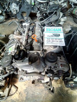 VW GOLF 1.6 FSI ENGINES FOR SALE