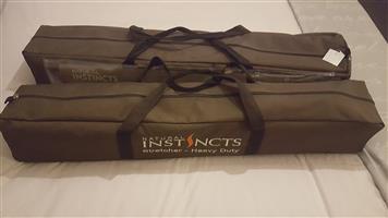 Natural Instinct Stretchers (Heavy duty - 200 kg)