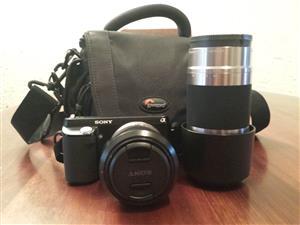 Sony NEX-F3 Alpha Optical Steady Shot E-MOUNT Digital Camera Kit
