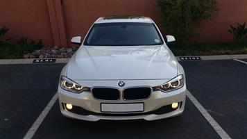 2014 BMW 3 Series 320d Dynamic Edition steptronic