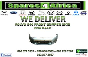 VOLVO S40 FRONT BUMPER FOR SALE
