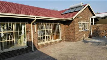 Neat 4 Bedroom house for rent