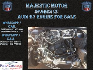 Audi B7 engine for sale