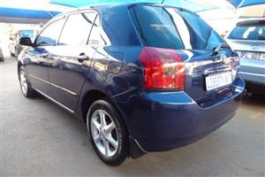 2005 Toyota RunX 140 RT