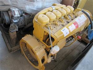 Utility Vehicles, Loaders and Engines on Auction