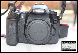 Canon EOS 60D Full Bundle